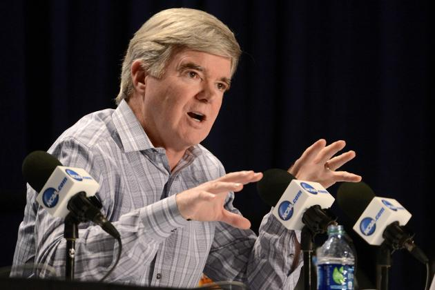NCAA President Mark Emmert Says Several Changes Are Coming