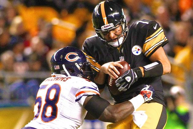 What's Fixable, What's Not for 0-3 Pittsburgh Steelers?