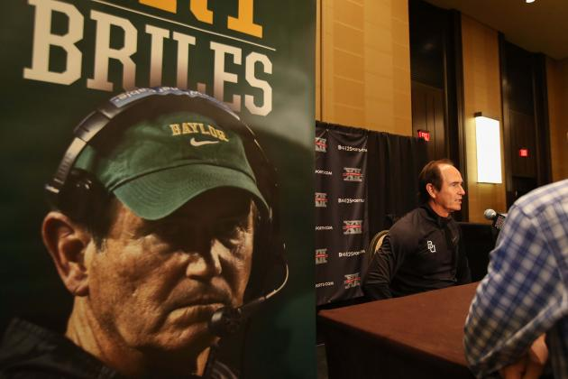 Where Art Briles' Turnaround of Baylor Ranks Among Great Coaching Jobs