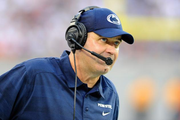 Penn State Football: Fans Shouldn't Worry About Bill O'Brien's Play Calling