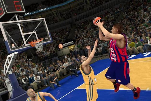 NBA 2K14: Highlighting Top Euroleague Teams Making Their Debut