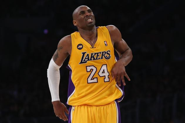 Kobe Bryant 'a Few Weeks Away' from Running Without Restrictions