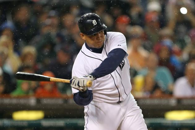 Cabrera (Groin) Returns to Tigers Tonight