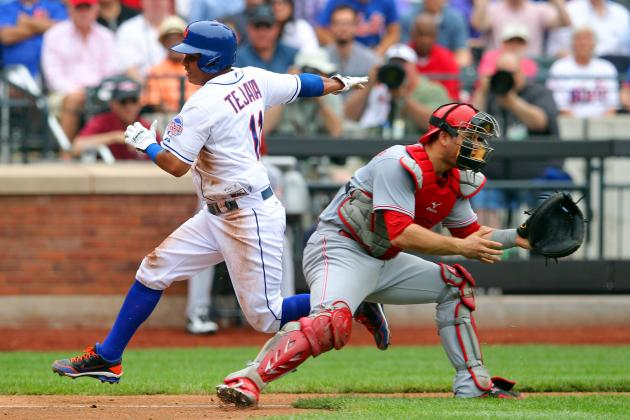ESPN Gamecast: Mets vs. Reds