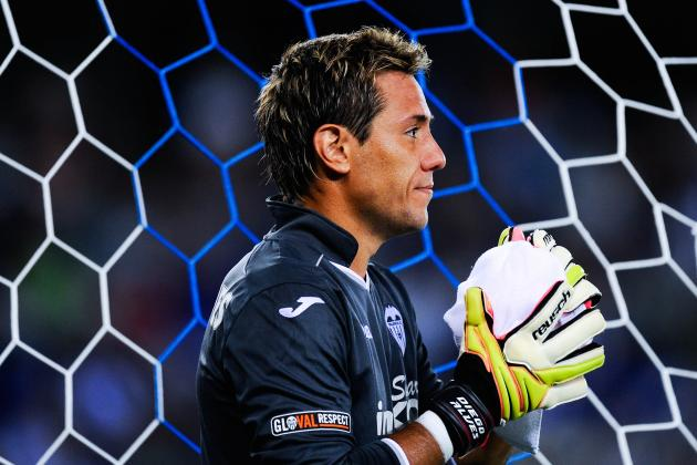 Valencia Goalkeeper Diego Alves Excited by Barcelona Links