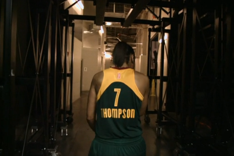 WNBA Legend Thompson Retires on Her Terms