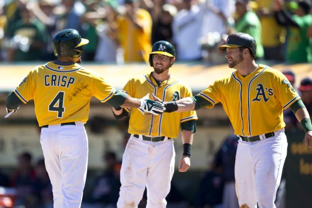 MLB Power Rankings 2013: Where Every Team Stands Heading into Final Week