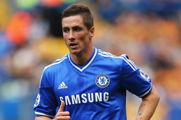6 Reasons Why Jose Mourinho Must Start with Fernando Torres