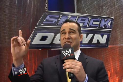 WWE Announcer Tony Dawson Leaves the Company