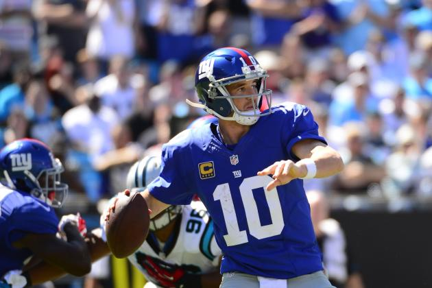 New York Giants: What You Need to Know Heading into Week 4