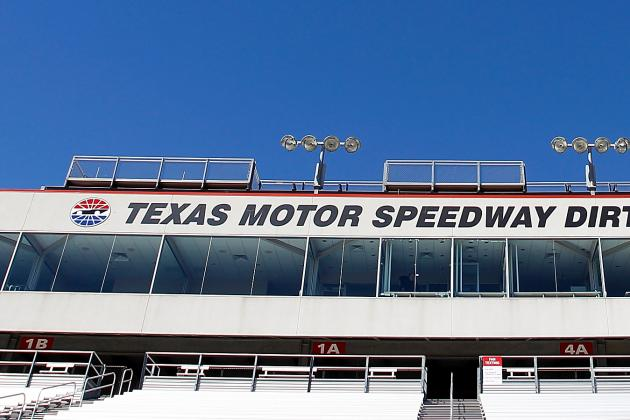 Texas Motor Speedway to Install 'World's Largest' HD TV