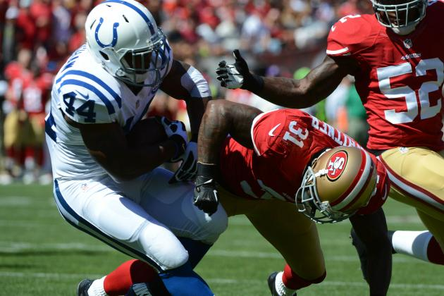 Donte Whitner: Any Big Hit in the NFL Is Automatically a Flag