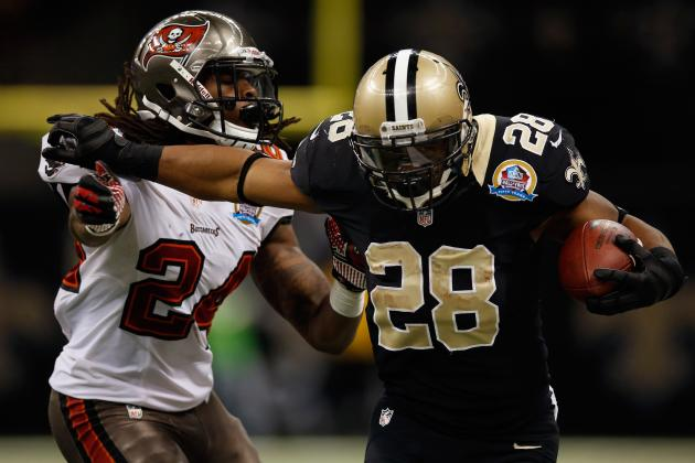 Mark Ingram Could Be the Answer to the New York Jets' Backfield Debacle
