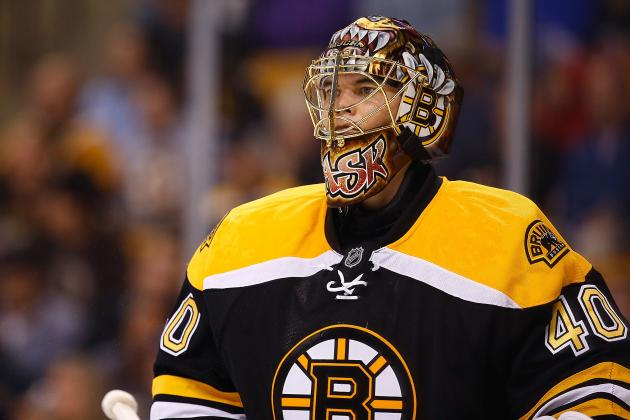 How Comfortable Should Boston Bruins Be with Options for Tuukka Rask's Backup?