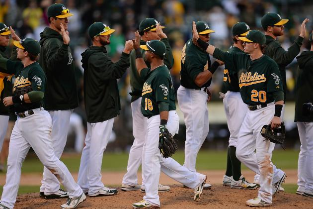 Predicting the Oakland A's Full 2013 Postseason Roster