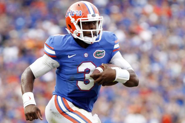 Florida Football: Don't Judge Tyler Murphy on One Game