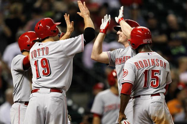 Reds Clinch Playoff Spot After Nationals' Loss