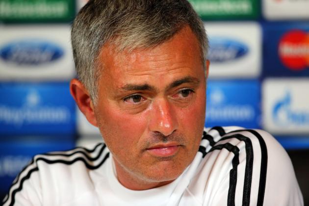 Mourinho: I Still Do Not Know My Best Team