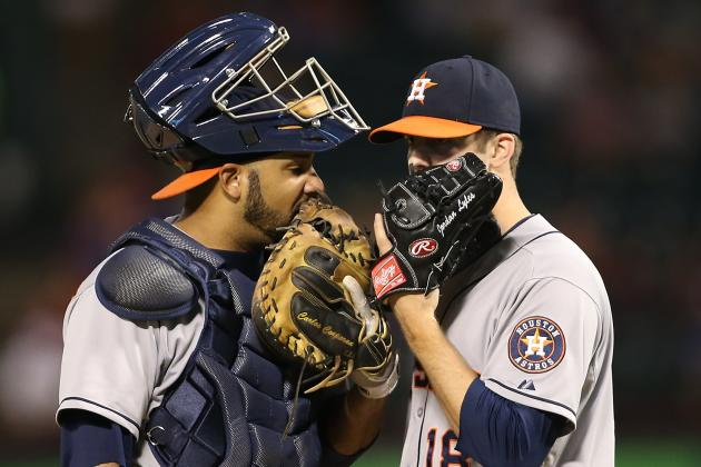 Astros Can't Climb of Early Hole Versus Rangers