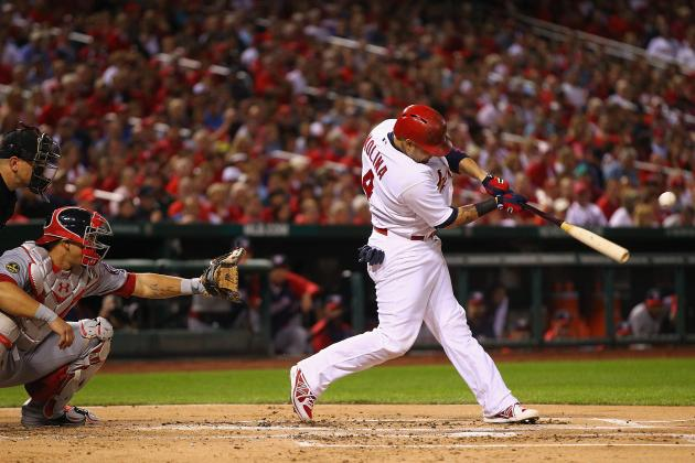 Cardinals Win 4-3 and Eliminate Nationals
