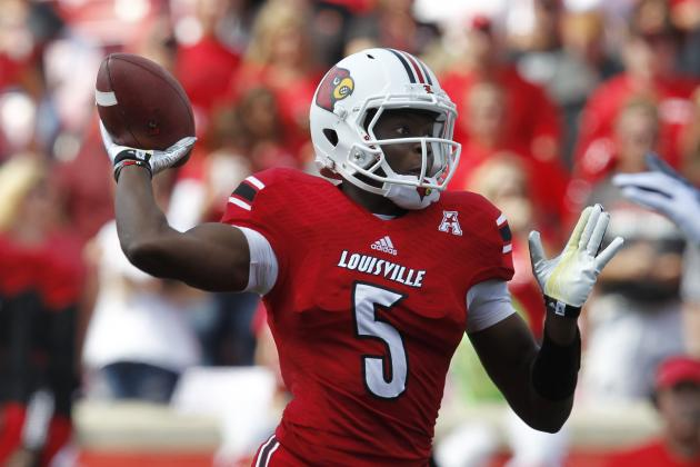 Clemson, Ohio State, Louisville: Who'll Be Left out of the BCS?