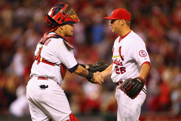 Cards Cut Magic Number to 4 with 4-3 Win