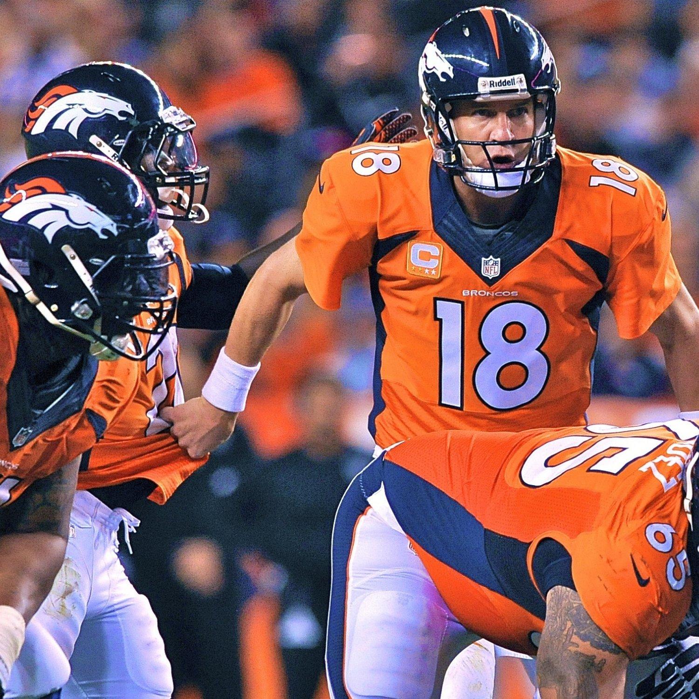 Denver Broncos Re Grading Their Key 2013 Offseason: Raiders Vs. Broncos: Score, Grades And Analysis