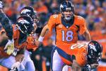 Peyton Nearly Flawless in 37-21 Win Over Raiders