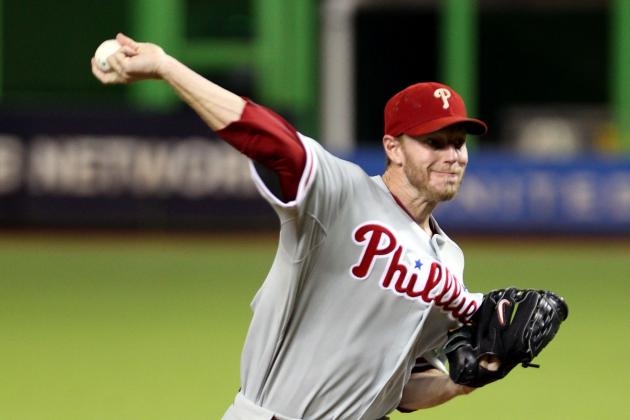 Early Exit for Halladay as Phillies Lose to Marlins