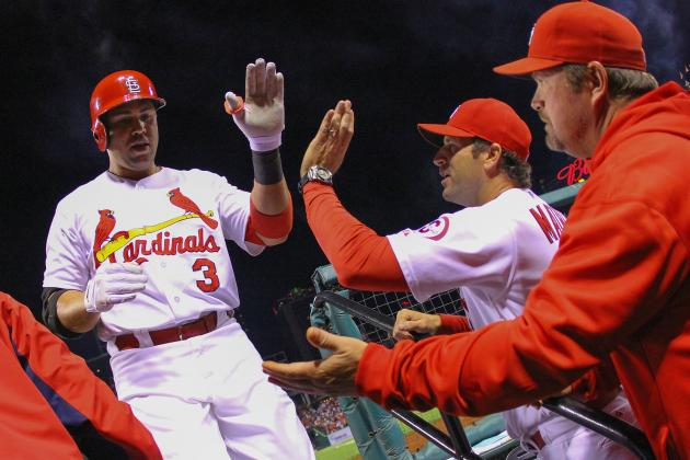 Bernie Bytes: Cards Best in NL Since 2000