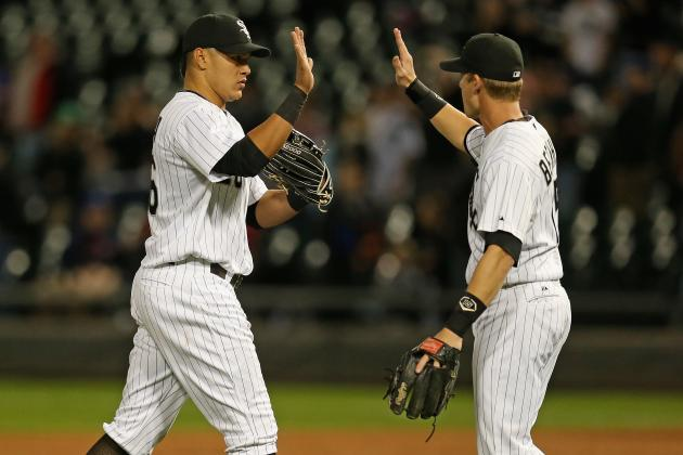 Homers Enable White Sox to Edge Blue Jays 3-2