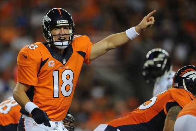 Peyton's Take: Broncos vs. Raiders