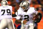 Raiders' QB Pryor Suffers Concussion vs. Broncos