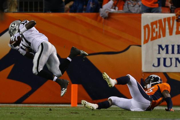 Broncos vs. Raiders: Denver Shows Concerns in Secondary During Win
