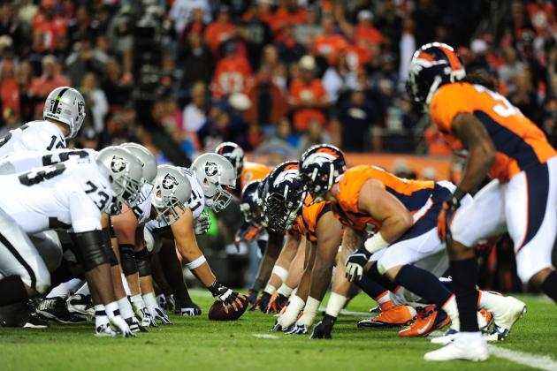Peyton throws 3 TDs as Broncos rip Raiders