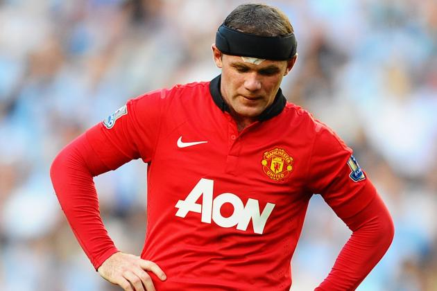 Wayne Rooney Admits Manchester United 'Not Good Enough' in Derby