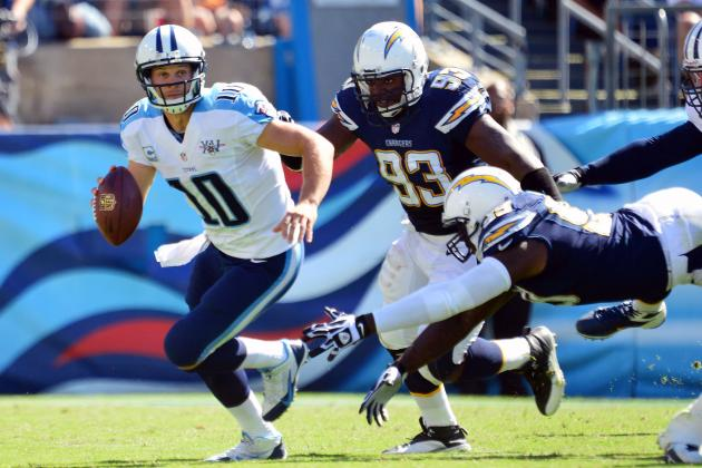 Tennessee Titans Play Calling the Problem, Not Jake Locker