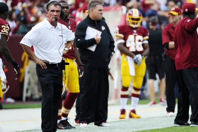 Washington Redskins: What You Need to Know Heading into Week 4