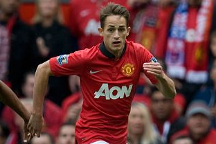Juventus Step Up Bid for Manchester United Starlet Adnan Januzaj