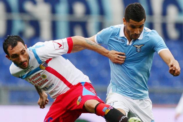 Lazio: Catania