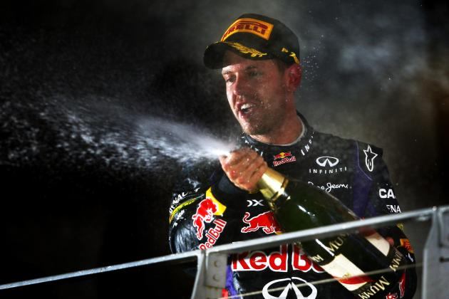 Why Sebastian Vettel Is Formula 1's Best Driver