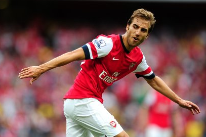 Mathieu Flamini Allegedly Threatened to 'Blind' Stoke's Marc Wilson