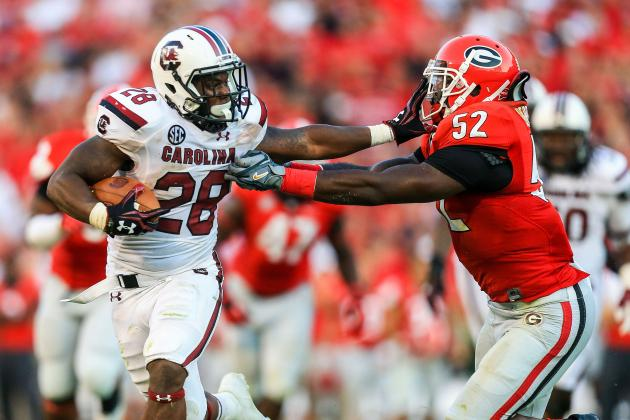 Georgia Offense Can Hang with LSU, but Can Bulldogs Defense Stop Tigers?