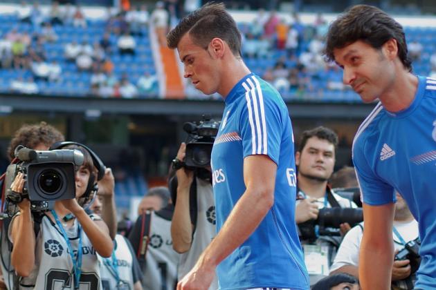 Florentino Perez Claims Manchester United Made Bid for Gareth Bale