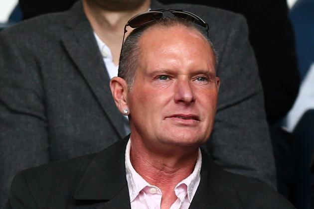Paul Gascoigne Documentary: Troubled Star Fears He Will Die