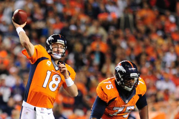 Peyton Manning: Ryan Clady's Holdout Was Good for Chris Clark