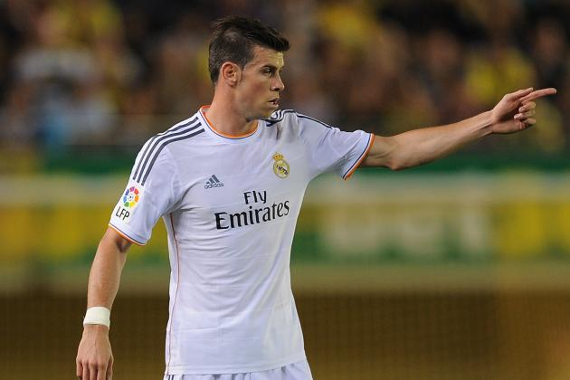 What Does Failed Gareth Bale Bid Mean for Manchester United?