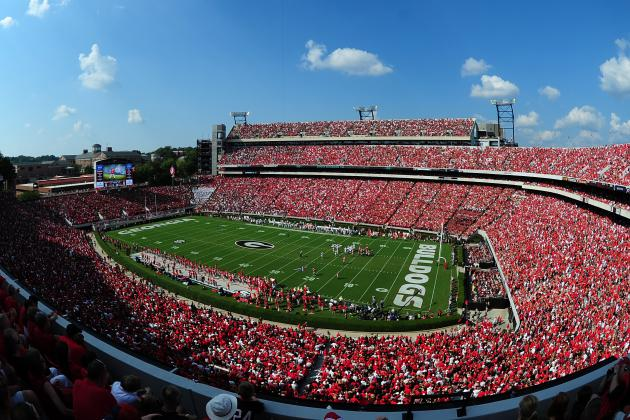 Georgia Football: Ultimate Fan Guide to Game Day in Athens