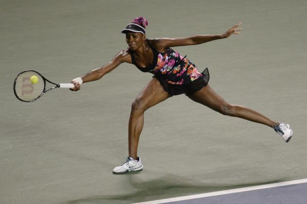 Venus Williams Upsets Victoria Azarenka at Pan Pacific Open