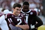Poll: Manziel's Popularity Is Decreasing